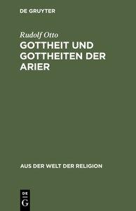 Gottheit und Gottheiten der Arier