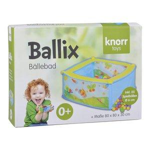 Knorrtoys 55310 - Bällebad Ballix inkl. 50 Bälle