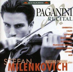 Paganini-Recital