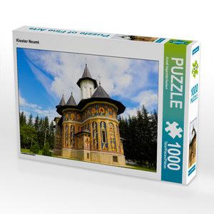 CALVENDO Puzzle Kloster Neamt 1000 Teile Lege-Größe 64 x 48 cm F
