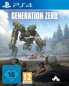 Generation Zero (PlayStation PS4)