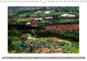 Ruanda (Wandkalender 2019 DIN A4 quer)