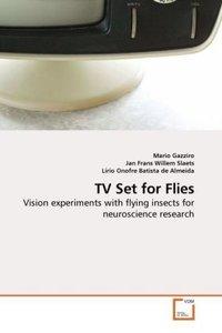 TV Set for Flies