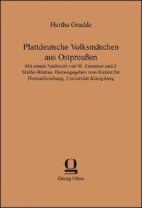 Plattdeutsche Volksmärchen aus Ostpreußen