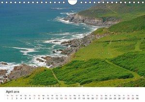 Cornwall und Wales