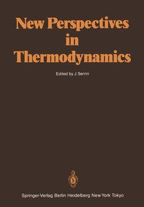 New Perspectives in Thermodynamics