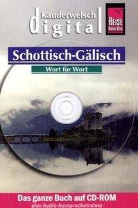 Schottisch-Gälisch Wort für Wort. Kauderwelsch digital. CD-ROM f