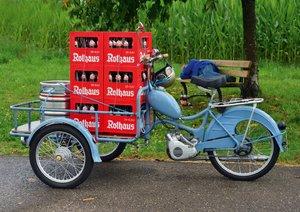Messerschmitt Mokuli - Dreirad-Transport-Moped