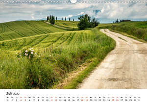 Meine schönsten Wanderwege (Wandkalender 2020 DIN A3 quer)