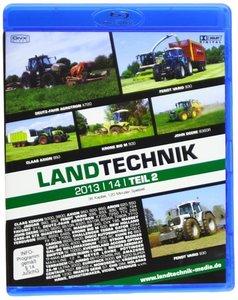 Landtechnik 2013/14 Teil 2