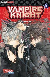 Vampire Knight, Band 16