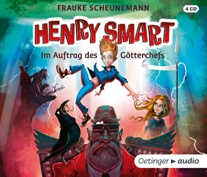 Henry Smart 01. Im Auftrag des Götterchefs (4 CD)