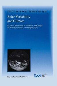 Solar Variability and Climate