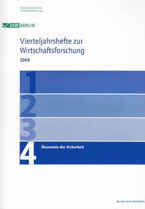 Vierteljahrshefte zur Wirtschaftsforschung 2009/4