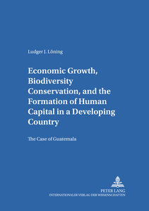Economic Growth, Biodiversity Conservation, and the Formation of