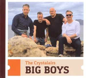 Big Boys (40 Pages CD Book)