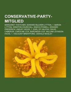 Conservative-Party-Mitglied