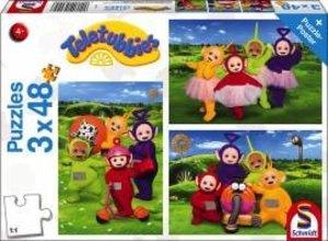 Teletubbies, Zeit zum Spielen (Kinderpuzzle)