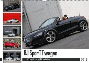 8J SporTTwagen Coupé und Roadster