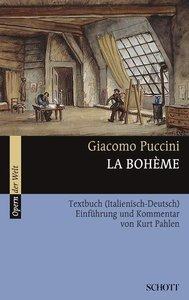 Giaccomo Puccini: La Bohème
