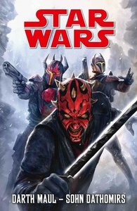 Star Wars Comics: Darth Maul - Sohn Dathomirs (Ein Comicabenteue