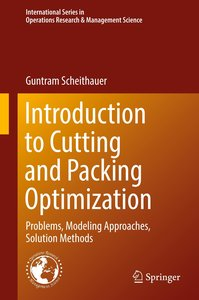 Introduction to Cutting and Packing Optimization