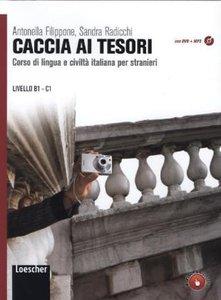 Caccia ai tesori (incl. DVD). B1-C1