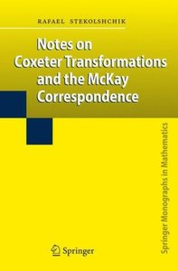 Notes on Coxeter Transformations and the McKay Correspondence