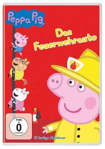 Peppa Pig-Vol.12-Das Feuerwehrauto und...
