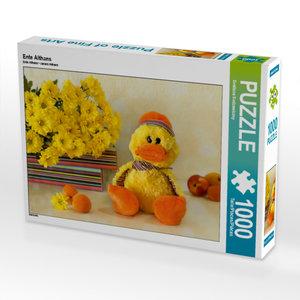 CALVENDO Puzzle Ente Althans 1000 Teile Lege-Größe 64 x 48 cm Fo
