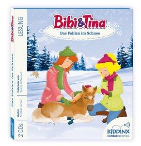 Hörbuch Das Fohlen im Schnee
