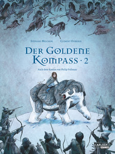 Der goldene Kompass (Comic), Band 2