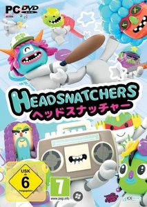 Headsnatchers, 1 CD-ROM