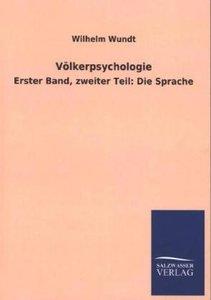 Völkerpsychologie