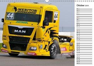Faszination Truck Racing (Wandkalender 2019 DIN A3 quer)