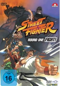 Street Fighter Round One: Fight