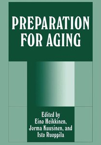 Preparation for Aging