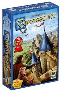 Carcassonne neue Edition