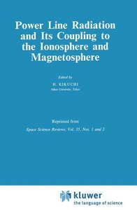 Power Line Radiation and Its Coupling to the Ionosphere and Magn