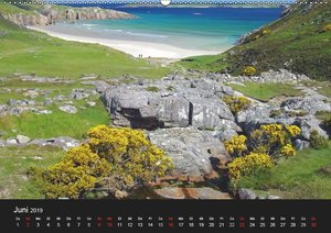 Schottlands und Irlands Westen (Wandkalender 2019 DIN A2 quer)