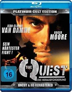 The Quest - Die Herausforderung - Platinum Cult Edition