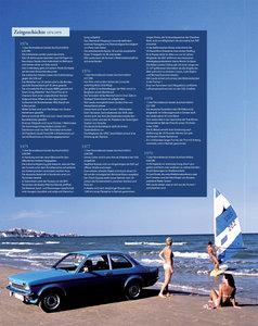 Opel Kadett alle Modellreihen