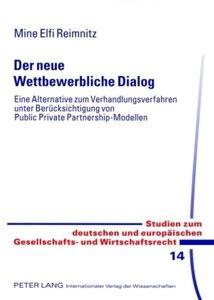 Der neue Wettbewerbliche Dialog