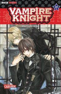 Vampire Knight 17