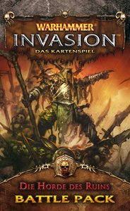 Asmodee FFGD2110 - Warhammer Invasion: Die Horde des Ruins, Batt