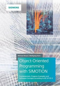 Object-oriented Programming in SIMOTION