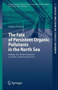 The Fate of Persistent Organic Pollutants in the North Sea