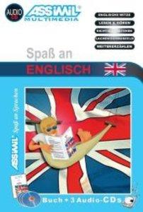 Spaß an Englisch. Lehrbuch und 3 Audio-CDs
