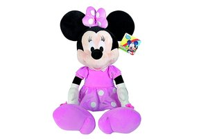 Simba 6315878713 - Disney, Minnie Mouse Plüsch, Plüschfigur, 80