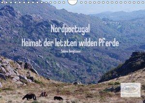 Nordportugal - Heimat der letzten wilden Pferde